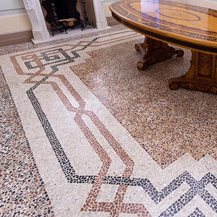 Ex Villa Porro - Besana Mosaicista Torino
